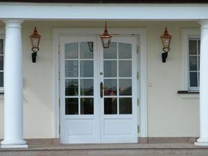 Jaki dom, takie drzwi
